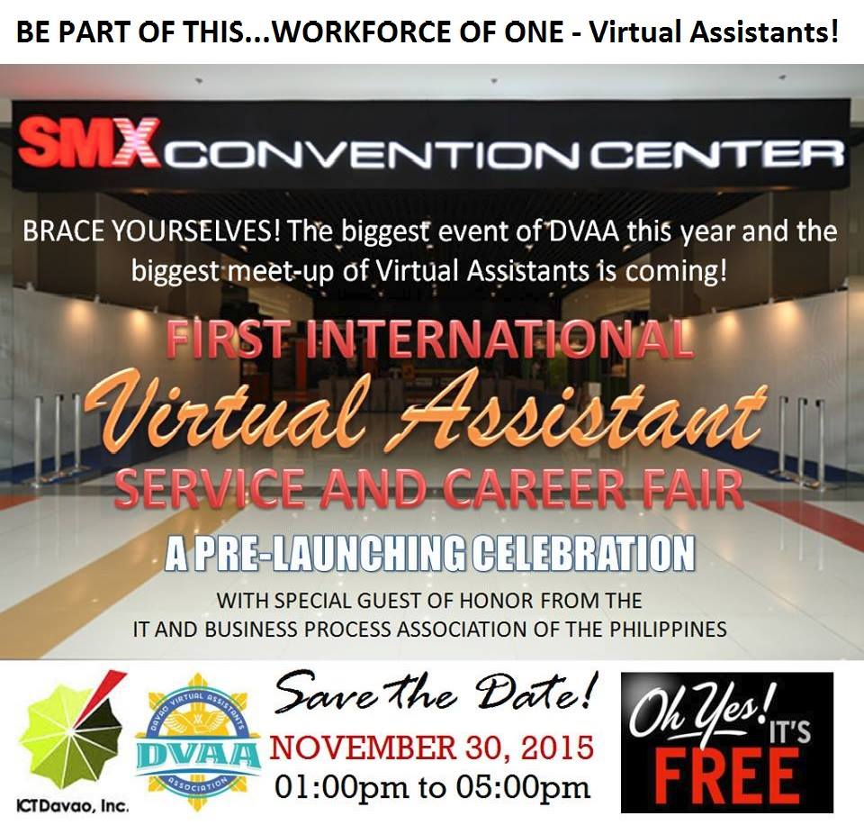 Virtual Assistant Job Fair