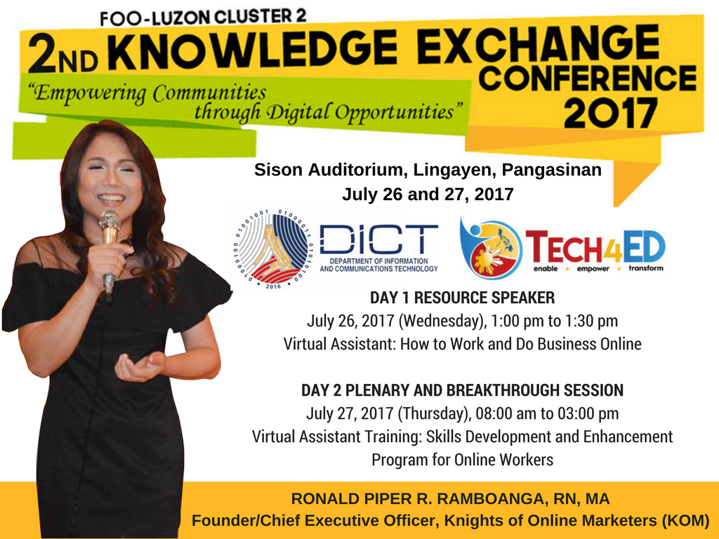 Knowledge Exchange Conference