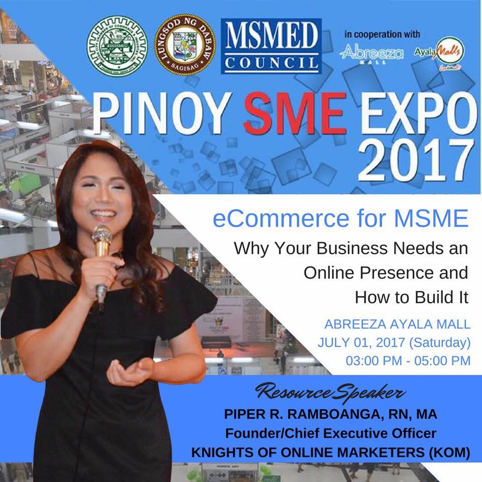eCommerce for MSME Online Presence Management