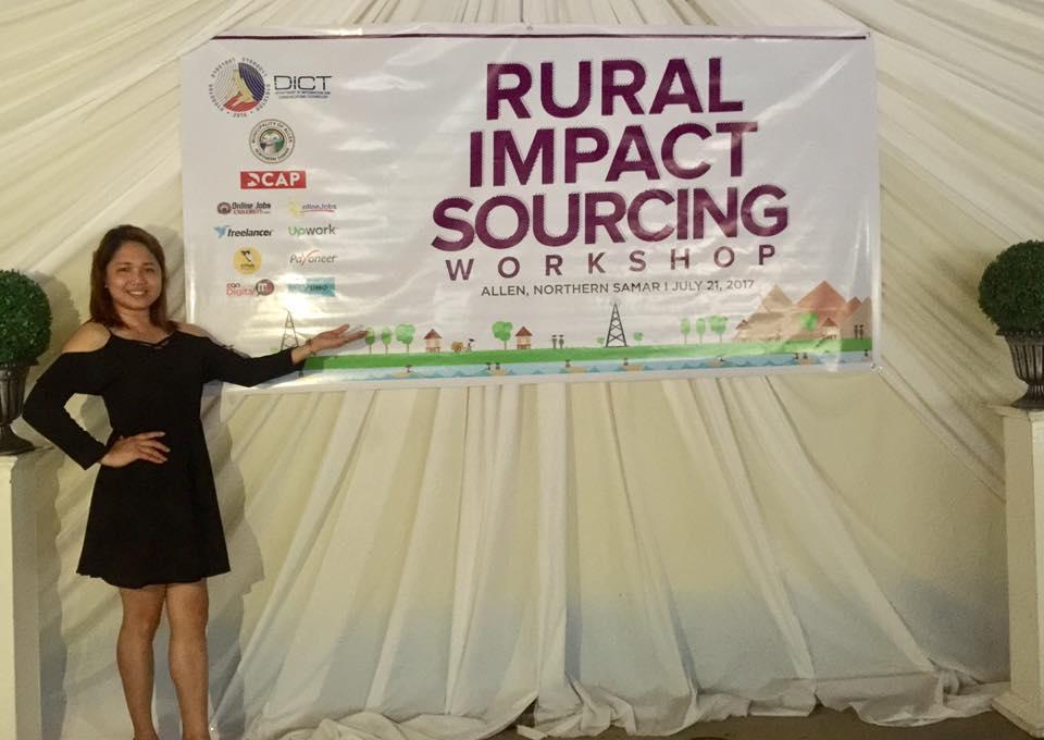 Rural Impact Sourcing Northern Samar